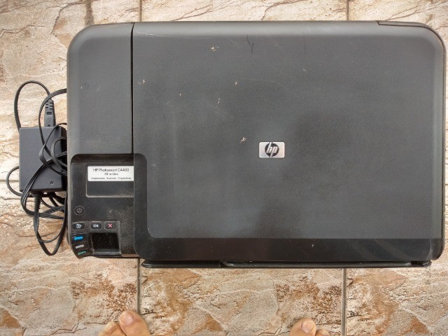 HP Photosmart C4480  All-in-One