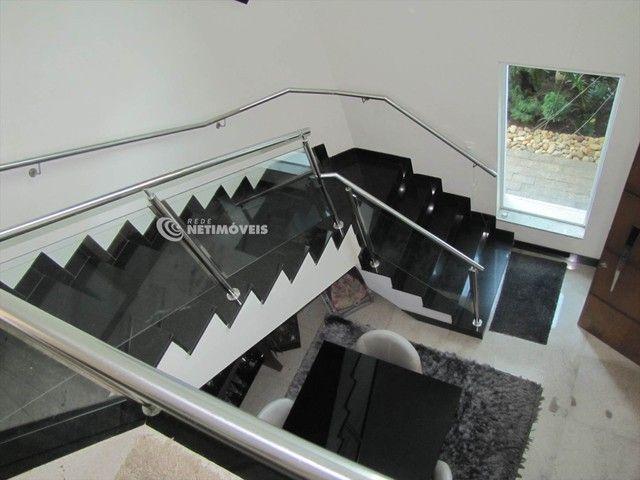 Casa à venda com 5 dormitórios em Ouro preto, Belo horizonte cod:39646 - Foto 9
