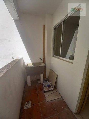Kitnet com 1 dormitório para alugar, 42 m² por R$ 650/mês - Rua Félix da Cunha- Centro - P - Foto 7