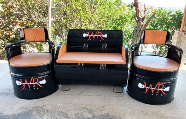 Sofá / poltrona / móveis rústicos / cadeiras  - Foto 2