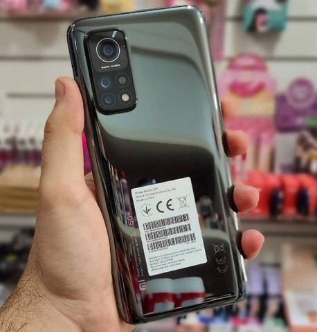 Xiaomi Mi 10T 5G 10X S/Juros 128GB/6Ram/1 Ano de Garantia/64MP/Nfc Snapdragon 865 - Foto 3