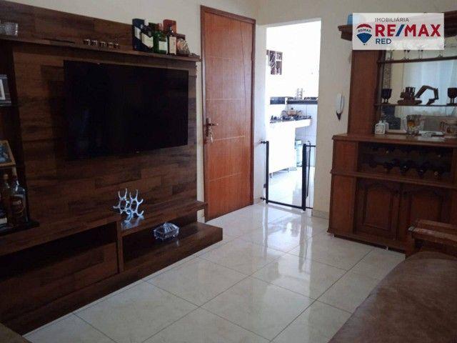 Apartamento com 3 dormitórios à venda, 80 m² por R$ 220.000,00 - Santo Agostinho - Conselh - Foto 2