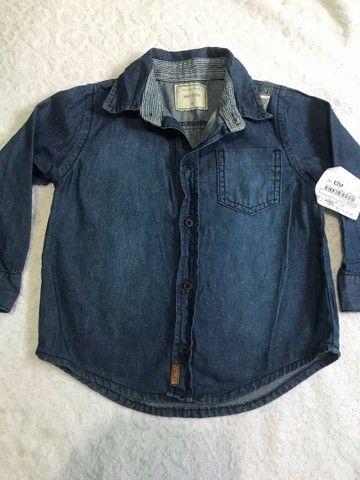 Camisa Jean menino  - Foto 3