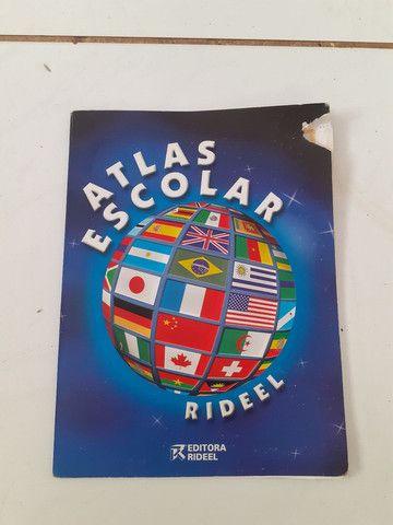 Atlas Escolar-Mapas