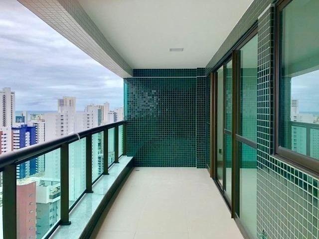 RB 091 Oportunidade incrível em Boa Viagem - Apart, 4 suítes - 185m² - Jardim das Tulipas - Foto 16