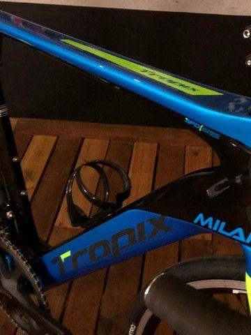 Bicicleta Tropix Milan Carbon Shimano 105 Tam: M - Foto 2
