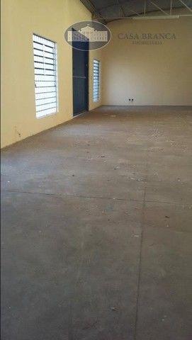 Salão comercial para locação, Parque Industrial, Araçatuba.