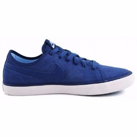 Tênis Nike Primo Court Leather Casual Masculino azul
