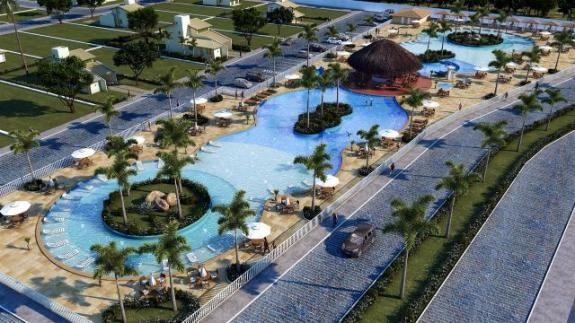 Beach Plaza Condominium & Resort