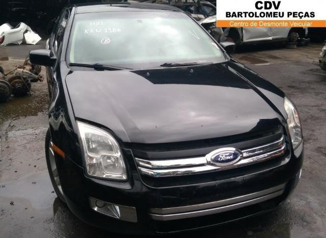 Sucata Ford Fusion 2006/2007 162CVS Gasolina