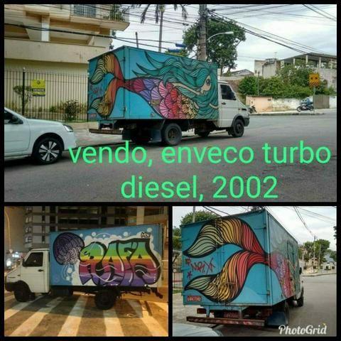 Vendo Caminhão Iveco Turbo 2002 Diesel - Maria da Graça