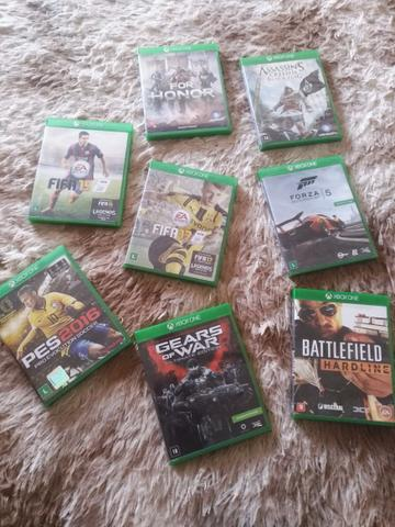 Jogos Xbox One , tudo por esse valor