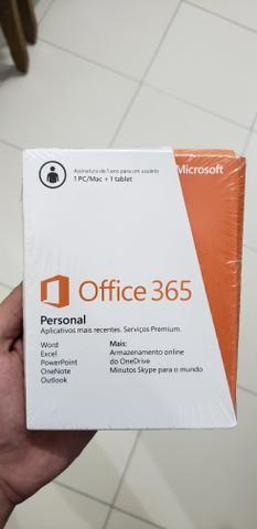 Office 365 licença original PERSONAL 1 máquina