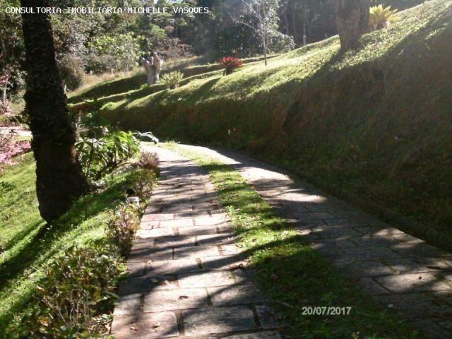 Sítio para venda em teresópolis, parque do imbui, 4 dormitórios, 3 banheiros, 2 vagas - Foto 12