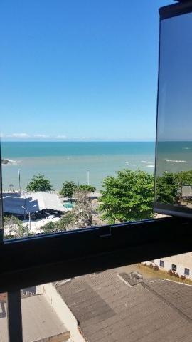 Apartamento na areia preta - guarapari es