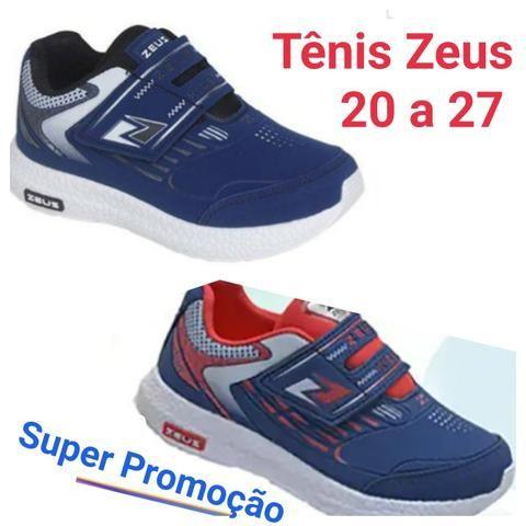 d44da491b04 Mais Barato Impossível! Tenis Zeus Original com 50%de Desconto ...