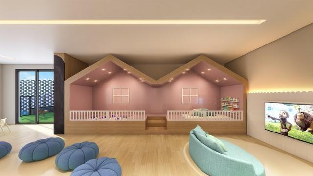 Res. Único Marista 135, Apartamento 150 m², 3 suítes, 2 vagas, Setor Marista, Goiânia - Go - Foto 3