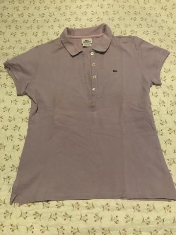 0fd42ca602009 Camiseta polo feminina Lacoste - Roupas e calçados - Vila Mariana ...