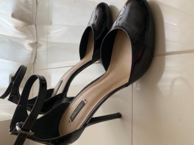 bf5152413f Sandália preta tamanho 39 (Arezzo) - Roupas e calçados - Marambaia ...