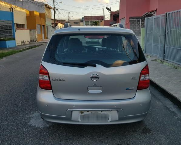 Livina SL automática 2012 - Foto 5