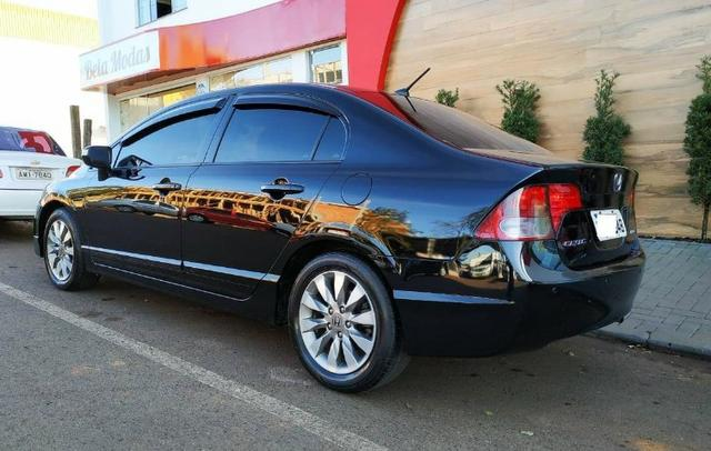 Honda Civic LXL 1.8 Aut - Foto 10