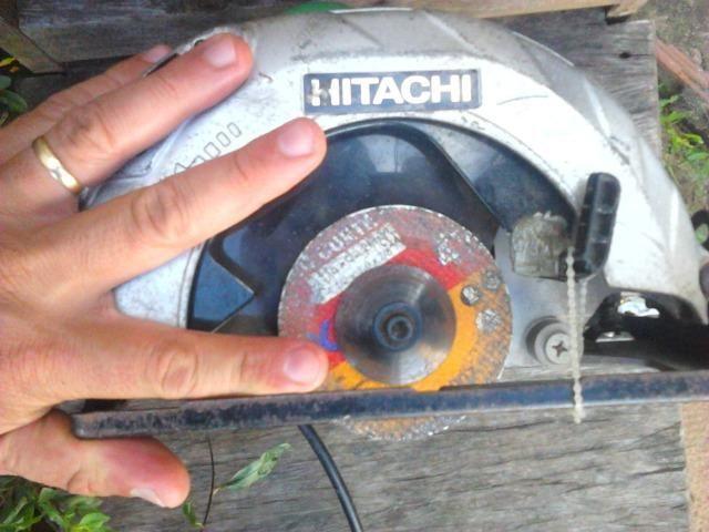 Serra circular Hitachi