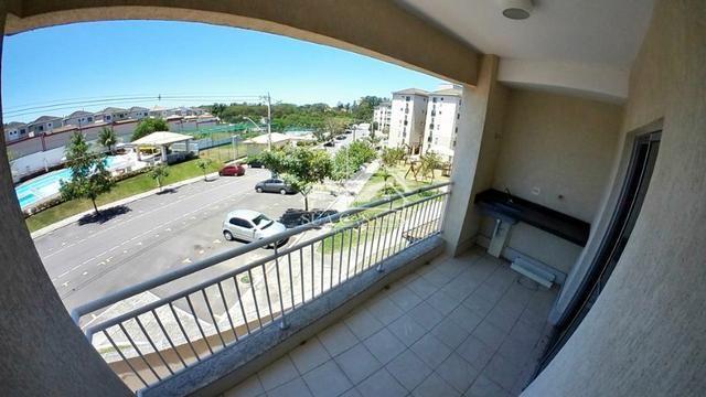 Apto 3 quartos com suíte no Condomínio Itaúna Aldeia Parque em Colina de Laranjeiras - Foto 12
