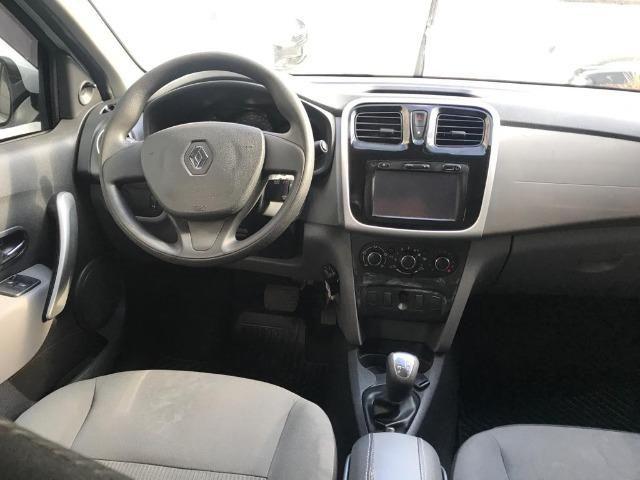 Renault Logan Expression 1.6 com GNV - Foto 8
