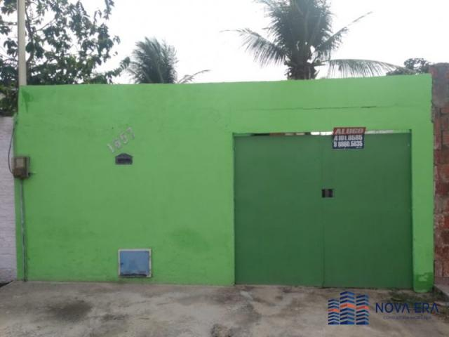 Aluguel Casa Plana - Mondubim