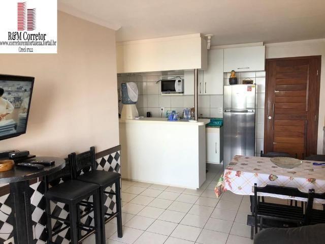 Apartamento por Temporada no Mucuripe em Fortaleza-CE (Whatsapp) - Foto 5