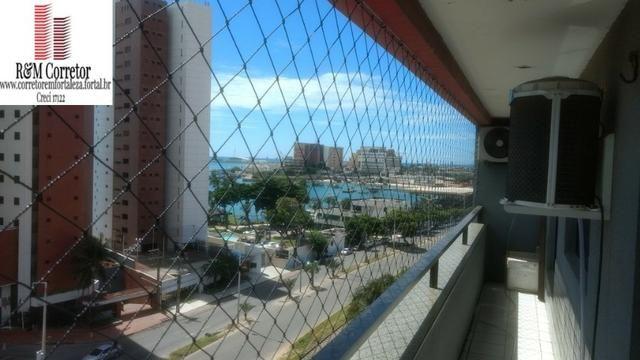 Apartamento por Temporada no Mucuripe em Fortaleza-CE (Whatsapp) - Foto 3