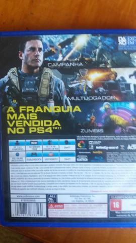 Vendo Jogo Call Of Duty Infinite Warfare - Foto 2
