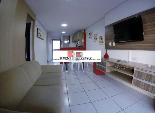 Apartamento por temporada na Praia de Iracema em Fortaleza-CE (Whatsapp) - Foto 2
