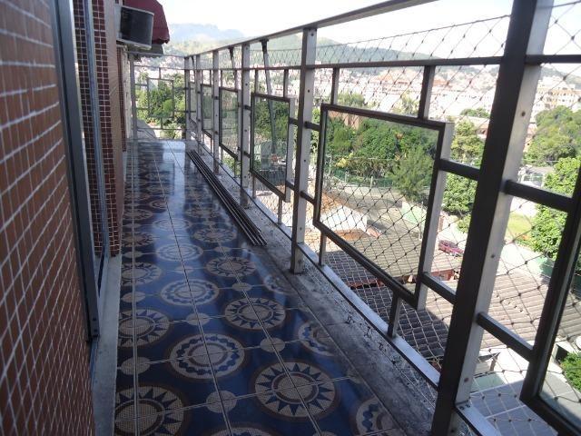 Ótimo apartamento com 3 quartos e 2 vagas, Praça Seca - Foto 19