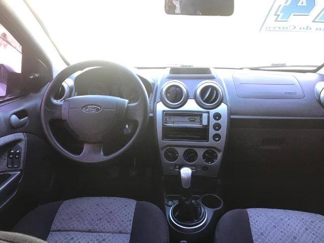 Ford Fiesta Hatch 1.6 Completo e Bem Conservado - Foto 7