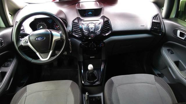 Ford EcoSport Freestyle 1.6 Flex GNV 2014 - Foto 7