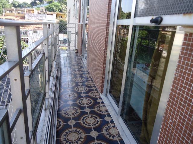 Ótimo apartamento com 3 quartos e 2 vagas, Praça Seca - Foto 3