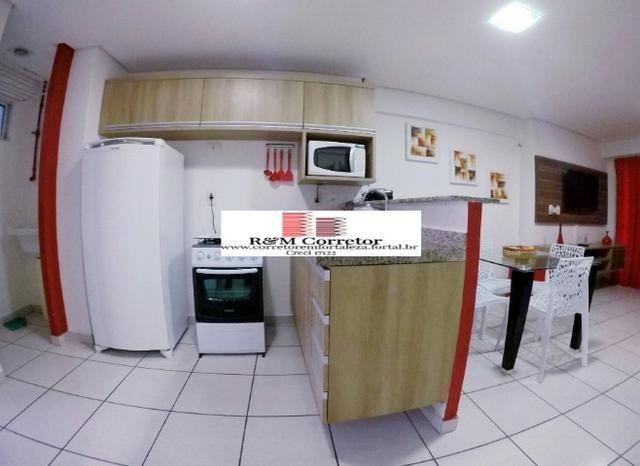 Apartamento por temporada na Praia de Iracema em Fortaleza-CE (Whatsapp) - Foto 5