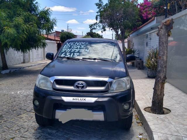 Toyota Hilux 2010 R$55.000,00 - Foto 11