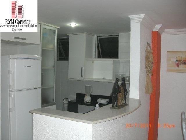 Apartamento por Temporada na Praia do Futuro em Fortaleza-CE (Whatsapp) - Foto 3