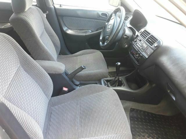 Honda Civic ex 1.6 2000 - Foto 4