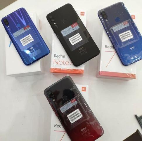 Celular Xiaomi Redmi 7 64GB 3RAM Versão Global Preto - Foto 3
