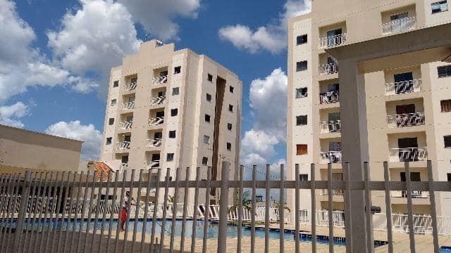 Apartamento, 3 qtos, Condominio Santa lidia