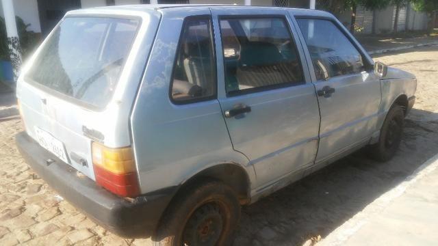 Fiat Uno Eletônico1993 - Foto 8