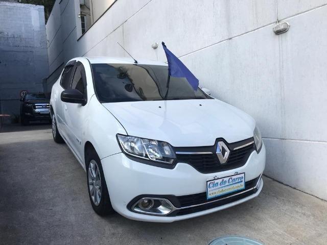 Renault Logan Expression 1.6 com GNV - Foto 3