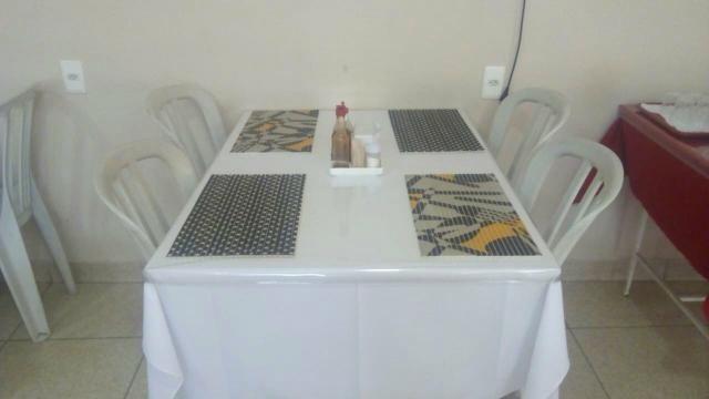 Forros de mesas lisos sob medida - Foto 3