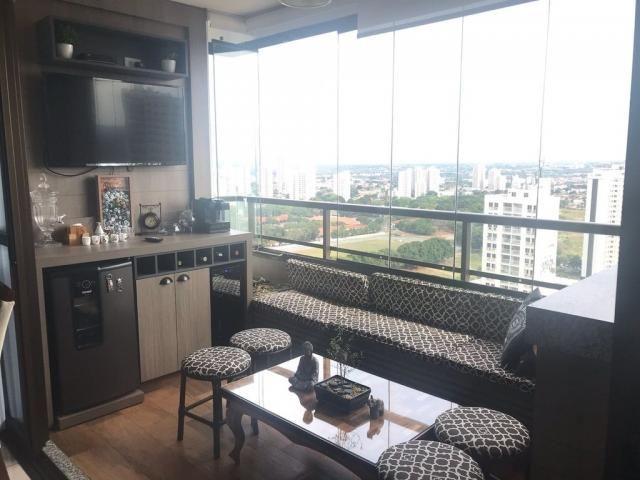 278 - goiabeiras tower - apartamento padrão 125m² com área gurmet completa - Foto 8