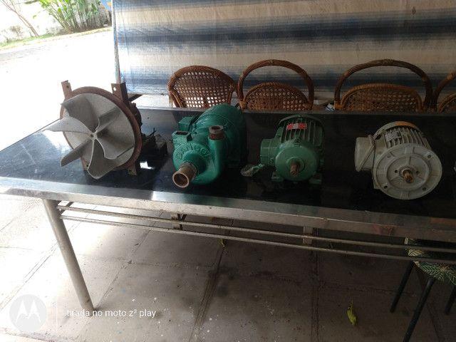 Vendo motores de 2 e 3 CV. De 380V - Foto 5
