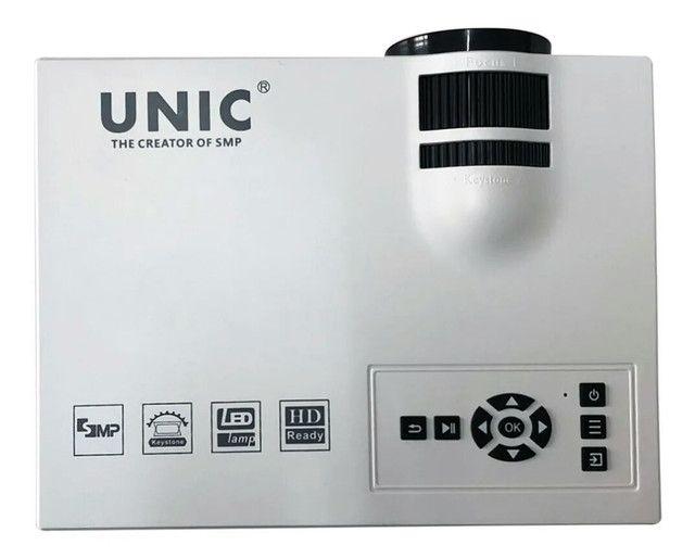 mini projetor led portátil  - Foto 2