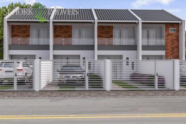 Casa à venda com 2 dormitórios em Itoupava central, Blumenau cod:6707-V